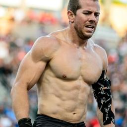 2012 CrossFit Games - 190# 6% Body Fat